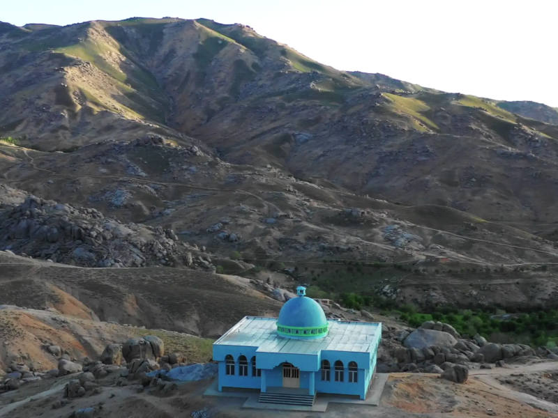 Mosque in daikundi